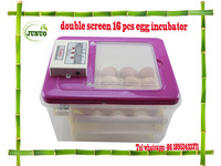 Top selling promotional 16 eggs commercial brinsea quail incubators in china for sale