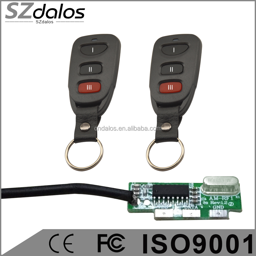 MINI Remote Control 315MHz DC12V 2CH Channel Wireless RF Remote Control 200m Switch Transmitter With Receiver Hot Sale