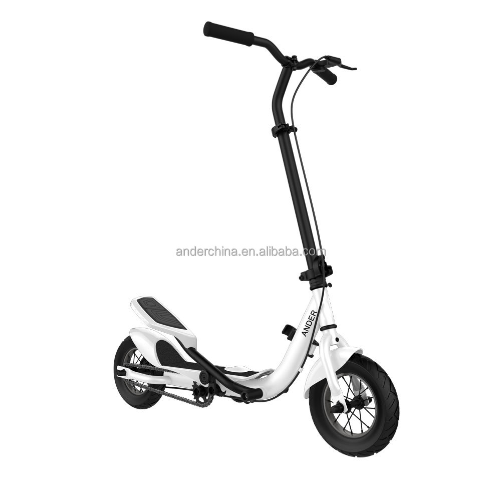 Ander adult stand up electric stepper scooter