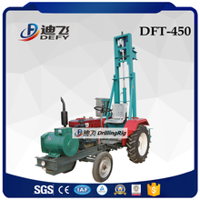 DFT-450 small hand water well drilling equipment