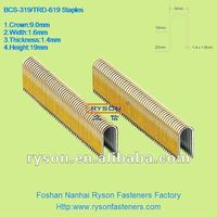 2012 BCS -319 Wire Staples