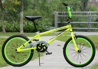 "2014 hot sale 20"" cheap price steel frame freestyle bikes made in China"