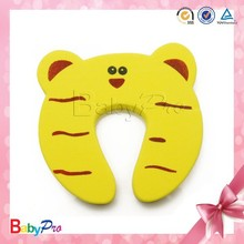 high quality alibaba China animal pattern for baby security child safety door guard 2015 door stopper baby