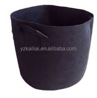 Kailai PP non woven mini nonwoven fabric black grow/nursery bag on sale wholesale