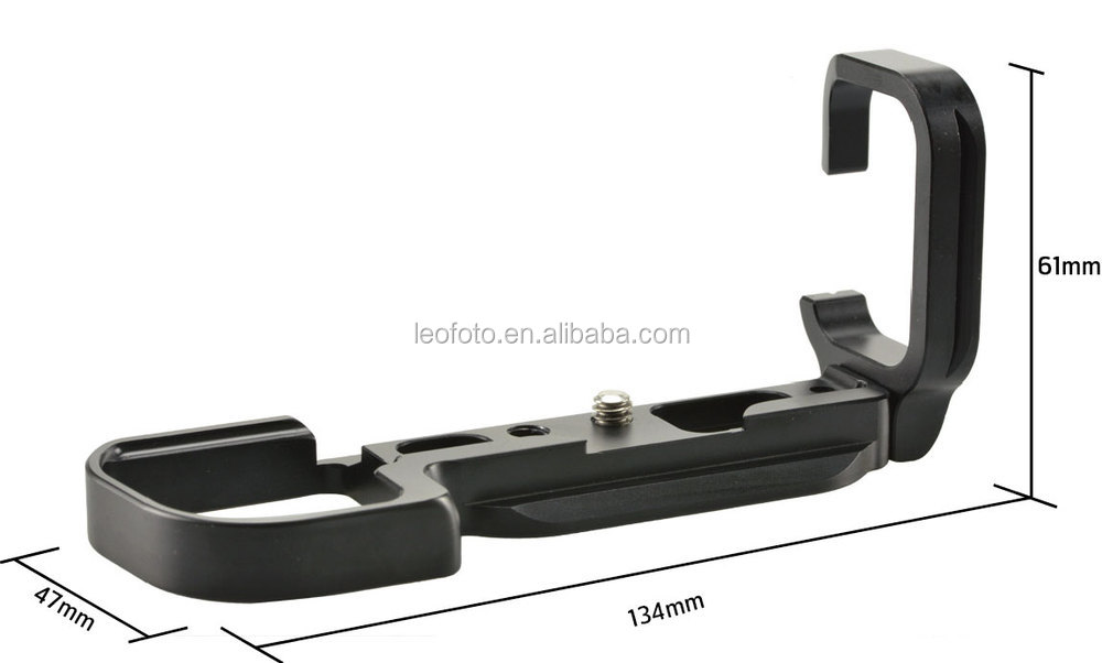 L bracket Quick Release Plate for Camera leofoto-Series LB-NEX7 for Sony NEX7