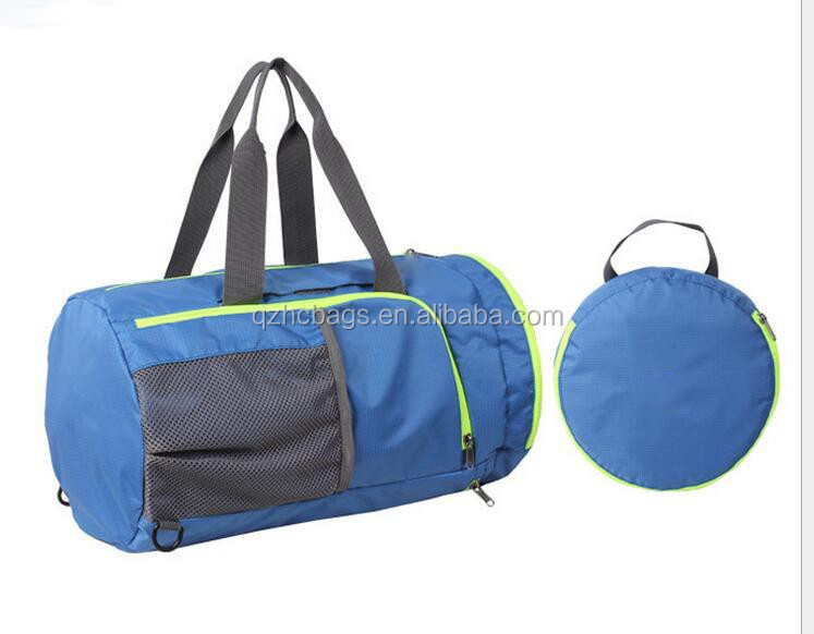 Colorful bags for men and women travel bags large capacity luggage folding bags