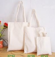 hot sale eco-friendly black cotton tote bag