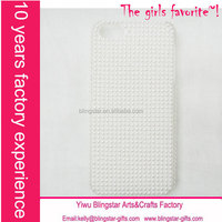 hot selling crystal case for apple iphone