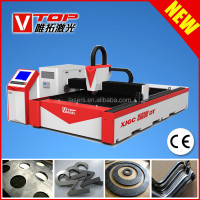 500w ipg open type fiber laser cutting 3mm stainless steel machine
