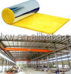 Cheap Glass Wool With Aluminium Foil Heat Insulation Construction Material