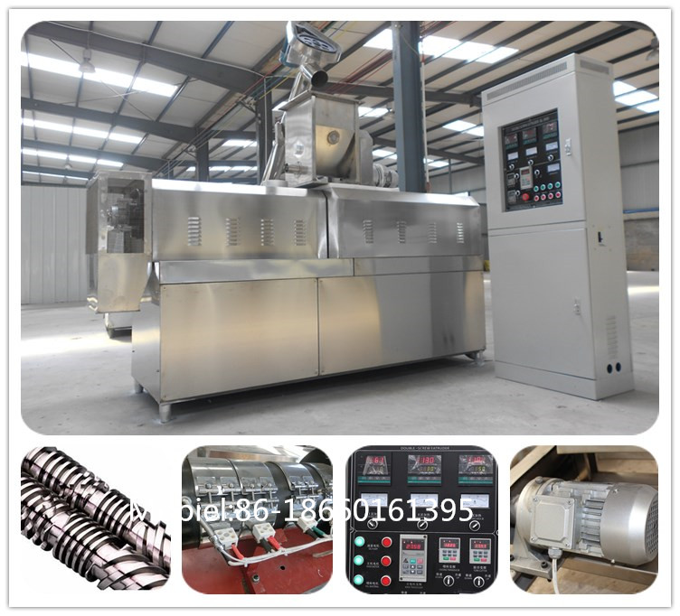 dry doggy food manufacturing machine
