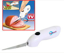 JY5036 Electric Turkey knife / one touch electric Cordless knife