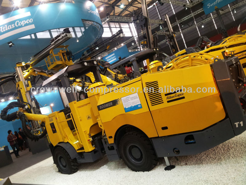 Atlas Copco Drill rigs and rock drills (AC Drill rigs and rock drills )RD10+: RD10+ is designed for deep hole RC drilling