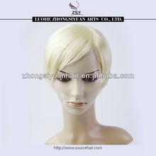 ZSY 2014 Hot selling wholesale price synthetic wigs manufacturer