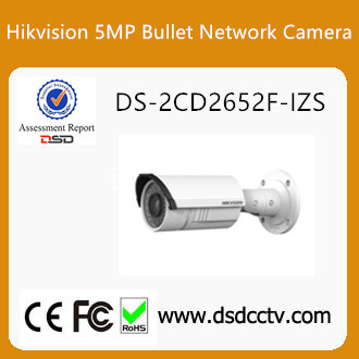 Hot-sale Hikvision CCTV 5MP Bullet IP POE Camera DS-2CD2652F-IZ