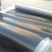 High tensile vulcanized neoprene rubber sheet