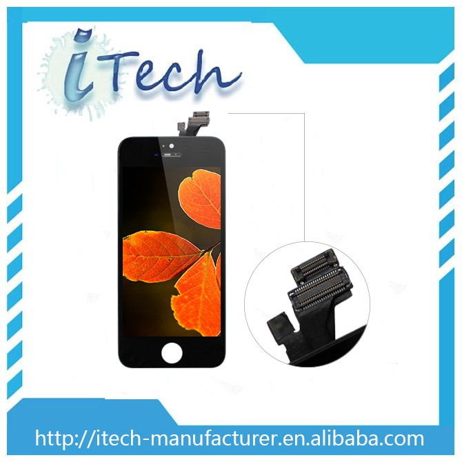 Shenzhen mobile phone accessories for iphone 5 lcd screen oem,for apple iphone lcd Cheap and Best Quality LCD for iphone 5