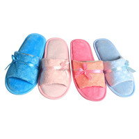 China Supplier High Quality Personalized Hotel women sheepskin slipper Slippers
