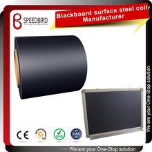 CHINA magnetic blackboard surface material steel sheet/coil factory
