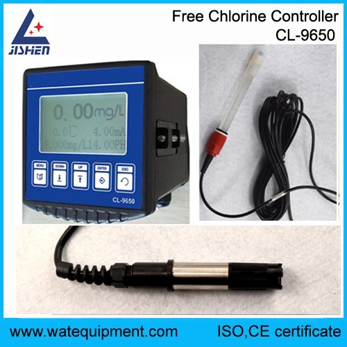 Swimming pool water residual chlorine meter buy water residual chlorine meter residual for How many meters is a swimming pool