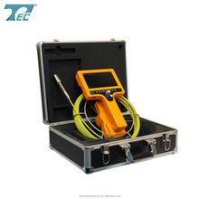 "Handheld 7"" Monitor Water well Video Inspection Camera System TEC710DM-SCJ"