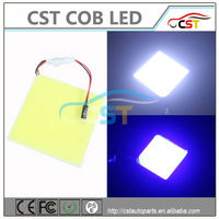 High Brightness led panel light rgb led dmx festoon light 720LM H1 H7 H9 H11 dome light