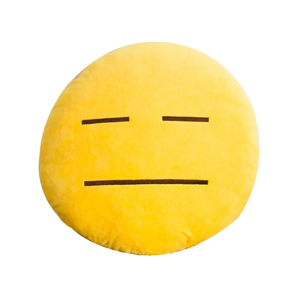 Made in China Custom Design Emoji Pillow For Sale