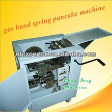 DF brand gas hand spring pancake making machine, commercial pancake making equipment