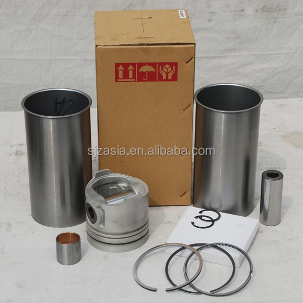 4hk1/4hf1/4hg1/4bd1/6bd1/4bd1t diesel engine piston liner kits/set