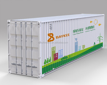Containerized Hybrid Solar Power System 10KW~400KW