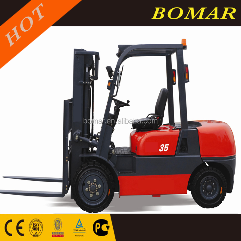 3.5t diesel forklift CPCD35 Cheap Price China Small forklift for sale