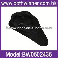 Dustproof red bicycle saddle BW124