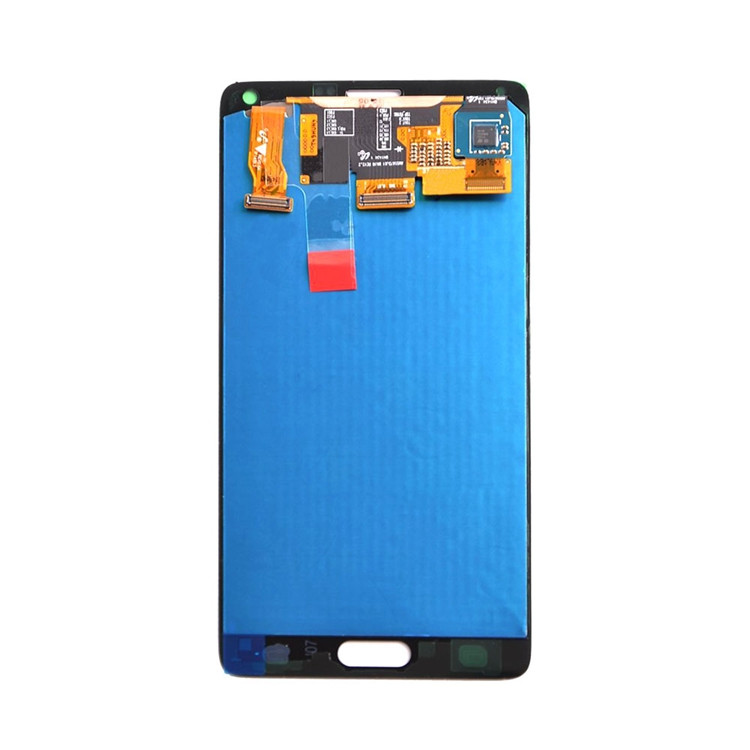 wholesale mobile phone lcd replacement for samsung note 4 edge lcd screen assembly