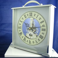 Rosewood Bracket Carriage Clock