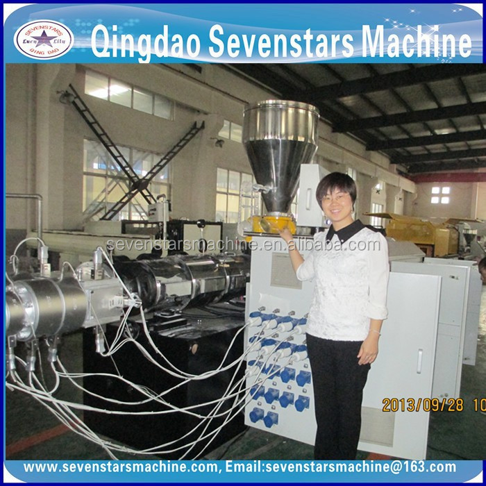 pvc pipe blind pvc pipe manufacturing machinery