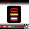 Wholesale jeep wrangler parts new pmma led tail lights