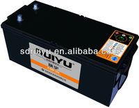 N180 DRY CHARGED CAR BATTERY PRICE 12V 180AH