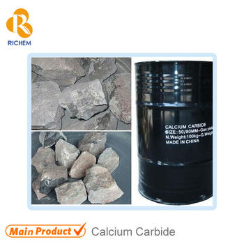 Best quality / Lower price Calcium carbide 50-80MM /CaC2 for welding,hot sale chemicals