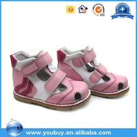 New Fashion Baby Shoes China Manufacturer Girls Flat Sandals Design