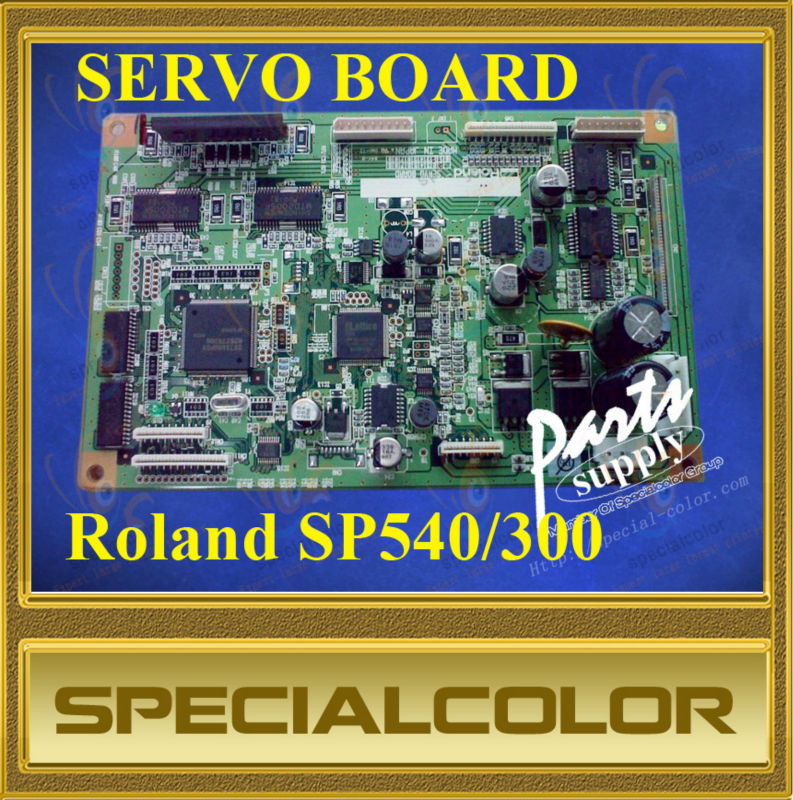 Roland Servo Board For SP540/300 Printer
