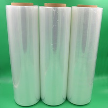 Best Quality Transparent Packaging Wrap Plastic Stretch Film