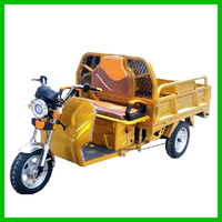 New 3 Wheel Motorcycle Cargo Tricycle Made In China