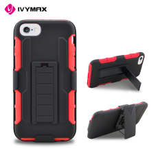 IVYMAX Comfortable colorful for iphone 8 case pc silicone