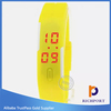 2015 new design LED watch women fashion sports watches silicone bracelet man candy multicolor touch screen digital Wristwatch