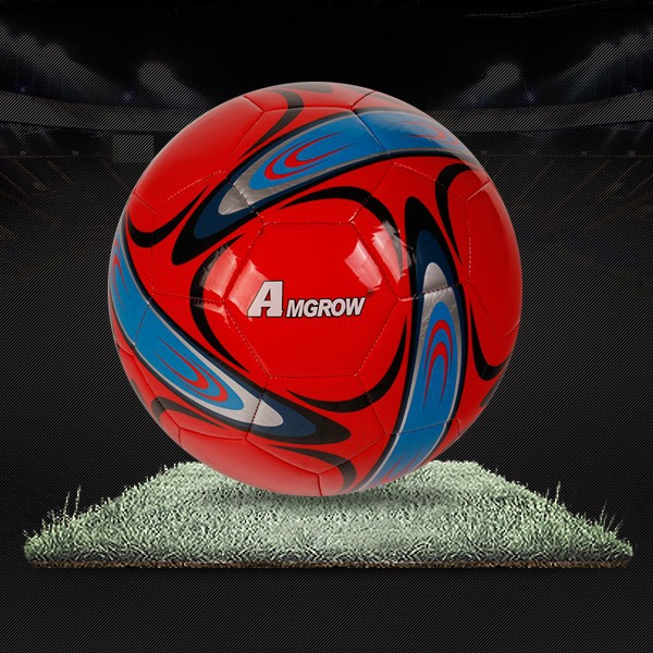 Custom printed football for nestle promotion