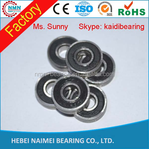 shower room roller ball bearing 606 608 RS ZZ 6200 series 6300 series etc