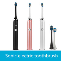 Free samples sonic rechargeable electric toothbrush