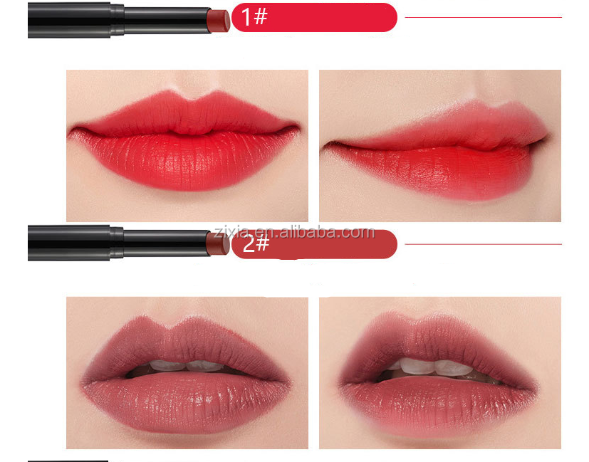 2017 hot balm rouge matte lipstick can customize your logo