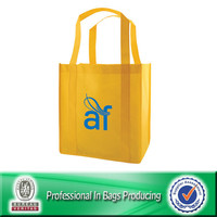 Lead Free Non Woven Reusable Shopping Bags With Logo