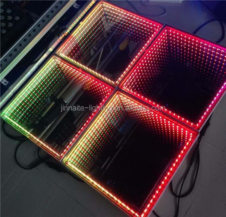 good price cheap LED 3D Dance Floor Stage Light